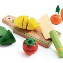 Imitation fruits et legumes