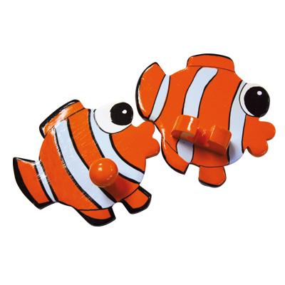 Porte brosse à dent poisson clown