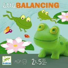 Jeu little balancing
