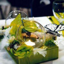 Décoration et bouquet de mariage