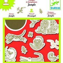 images à tamponner Jungle