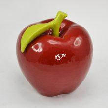 pomme rouge et verte 26 cm