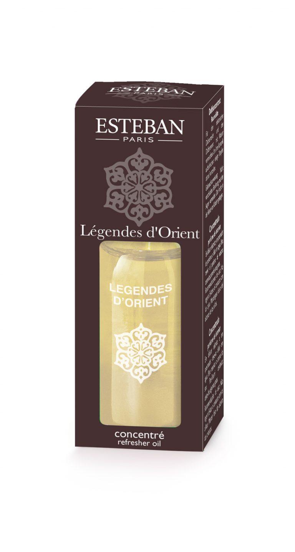 Concentré de parfum légendes d'orient
