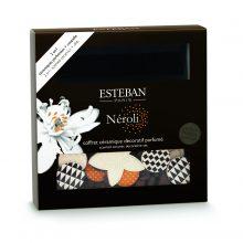 coffret céramique décorative et parfumé Néroli