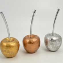 cerise-simple-dore-argent-bronze