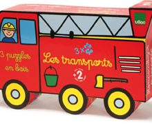 Puzzle les transport