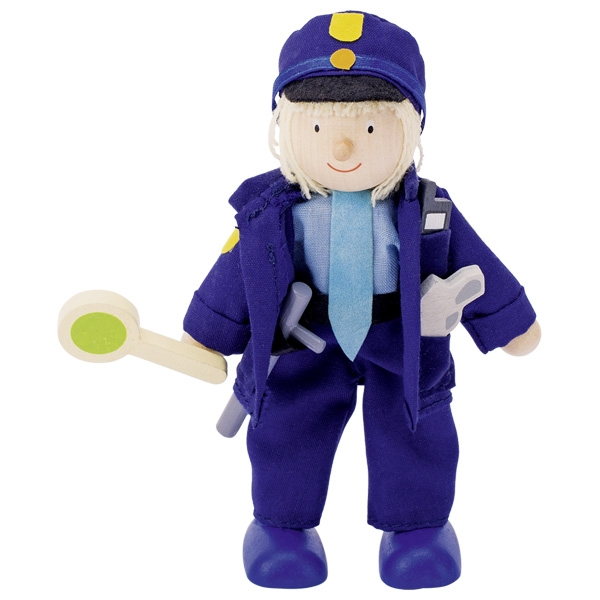 poupee-flexible-policier-51610