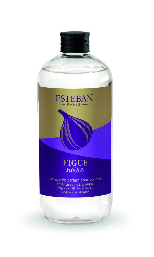 recharge 500 ml figue noire