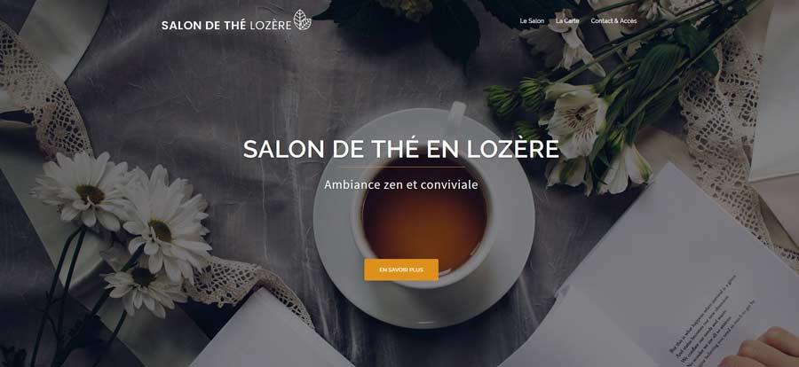 Salon de thé et bar à jeux en Lozère